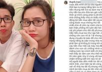 Tuyên bố mang thai lần 2 chưa lâu, hot vlogger Thanh Trần bỏ về nhà mẹ đẻ, tố chồng sống ỷ lại, trẻ con