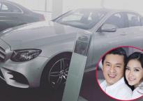 Bỏ tiền mua xe tiền tỉ nhưng vợ chồng Lam Trường chưa lấy vội vì lí do này