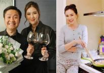 Bí quyết 'trói chân' chồng đại gia của MC Mai Ngọc