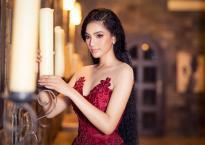 Á hậu Trương Thị May quyền quý, đài các với loạt đầm dạ hội
