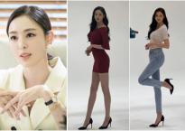 Lộ ảnh hậu trường chưa photoshop, Lee Da Hee khiến dân mạng phải thốt lên 'có còn là con người?'