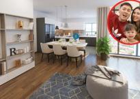 Diễn viên Kiên Hoàng mua 2 căn hộ, làm hàng xóm với Mạnh Trường