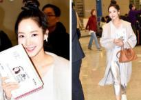 Đang trẻ trung đáng yêu là vậy, Park Min Young khiến dân tình 'tụt mood' vì chi tiết này