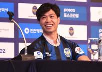 Incheon United tung video ấn tượng về ngày đầu tiên của Công Phượng
