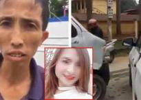 Clip hung thủ sát hại nữ sinh giao gà ở Điện Biên va chạm giao thông trước ngày gây trọng án