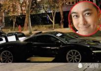 Lâm Chí Dĩnh gây chú ý đặc biệt khi lái xe sang giá 45 tỷ đồng đi mua đồ ăn nhanh