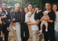 Gia đình Big Daddy - Emily, Justatee và Trang Lou hội ngộ gây sốt cộng đồng mạng