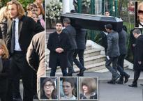 Lễ hỏa táng của nhà thiết kế huyền thoại Karl Lagerfeld: Công chúa Monaco và nhiều ngôi sao tới nói lời vĩnh biệt