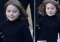 Khoảnh khắc ngày thường của bé Harper: sang chảnh hết nấc và thần thái 'ngọt lịm'