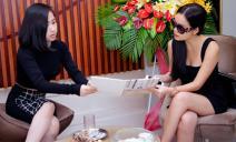 Phạm Quỳnh Anh thư giãn, làm đẹp cùng Ruco Spa