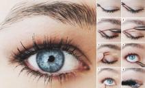 Học cách trang điểm mắt 'chớp nhoáng' mà vẫn đẹp