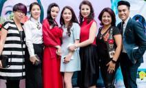 Dàn nữ doanh nhân xinh đẹp, quyến rũ khoe sắc rạng ngời tại sự kiện