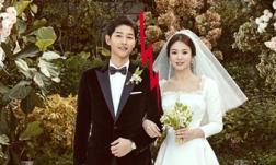 Song Joong Ki và Song Hye Kyo ly dị