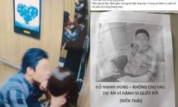 'Yêu râu xanh' bị phạt 200.000 đồng, cộng đồng mạng kêu gọi tẩy chay in hình dán các cửa hàng, nơi công cộng