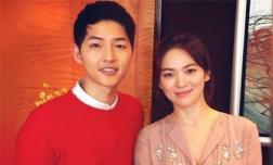 Dân mạng thở phào nhẹ nhõm khi Song Joong Ki đăng ảnh ngọt ngào chụp cùng Song Hye Kyo đập tan tin đồn ly hôn