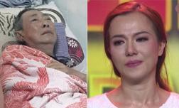 Không trực tiếp vào thăm nhưng đoạn tin nhắn Lý Thanh Thảo gửi 'bố' Lê Bình khiến nhiều người rưng rưng