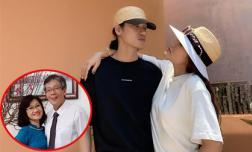 Lý Phương Châu đến nhà bạn trai Hiền Sến ăn cơm rồi lăn ra ngủ và đây phản ứng của 'bố mẹ chồng tương lai'