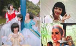 Hội bạn thân Khởi My đăng ảnh 'dìm hàng' nhau, Kelvin Khánh, Thanh Duy khiến fan 'cười bò'