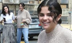 Xôn xao trước loạt hình ảnh phát tướng bất thường, mặc lôi thôi xuống phố của Selena Gomez