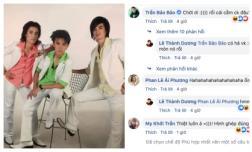 Ngô Kiến Huy đăng ảnh 10 năm trước, bạn bè hùa nhau dìm nhưng bất ngờ nhất là BB Trần