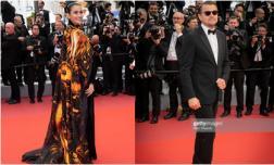 Trương Thị May xuất hiện lộng lẫy trên thảm đỏ Cannes cùng nhiều sao quốc tế nổi tiếng