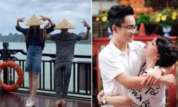 Sao Việt 15/6/2019: Đàm Thu Trang khoe eo thon 'đánh bay' nghi án bầu bí; Sợ xa con, NS Đinh Trà My dự tính nằm giữa con trai và con dâu