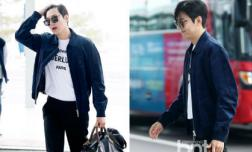 Lee Min Ho gây náo loạn sân bay vì đẹp quá mức cho phép