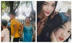 Lần đầu bạn gái Đức Chinh, Văn Hậu 'đọ sắc' trong đám cưới tranh trai Quang Hải