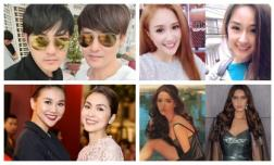 Không cùng bố mẹ sinh ra nhưng những sao Việt này lại có những lúc giống nhau đến ngỡ ngàng
