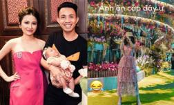 Vợ 2 đại gia Minh Nhựa đăng story xoáy thẳng vào 'phốt' photoshop ảnh của blogger nổi tiếng