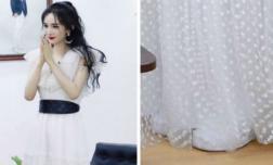Không phải ai cũng dám ăn mặc phá cách như Dương Mịch: Trên diện váy thướt tha là vậy, dưới lại đi giày thể thao