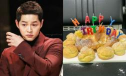 Song Joong Ki rớt nước mắt khi đón sinh nhật đầu tiên hậu ly hôn Song Hye Kyo