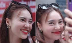 Ninh Dương Lan Ngọc tự nhận mình là 'gái già' khi gương mặt đã có nếp nhăn