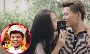 Quán quân Giọng hát Việt nhí Quang Anh công khai có bạn gái ở tuổi 18