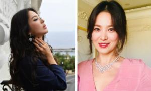 Song Hye Kyo thực hiện cuộc phỏng vấn đầu tiên hé lộ thông tin đặc biệt sau khi ly hôn Song Joong Ki