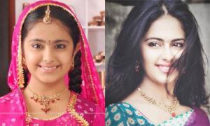 Sau 4 năm lên sóng, 'Cô dâu 8 tuổi' Anandi nổi tiếng ngày nào giờ đã xinh như Hoa hậu