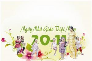 Ngày nhà giáo Việt Nam 20 - 11