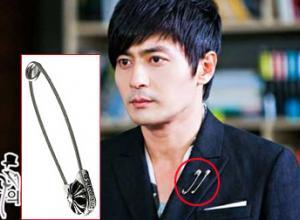 Jang Dong Gun chơi trội với thời trang kim băng 1 triệu won