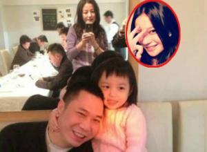 Ảnh hiếm hai bố con tổ chức sinh nhật cho Triệu Vy