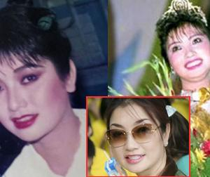 Ảnh hậu trường độc của Hoa hậu 1989 Lý Thu Thảo
