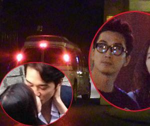 Song Seung Hun lộ bằng chứng qua đêm với Lưu Diệc Phi