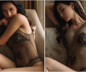 Dân mạng phát sốt với hình ảnh bất ngờ sexy của Quỳnh Chi