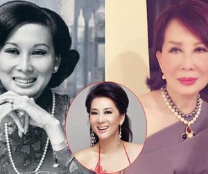 Mỹ nhân lừng lẫy Sài Gòn trẻ đẹp ngỡ ngàng tuổi 75, con gái Nguyễn Cao Kỳ Duyên 'hãnh diện'