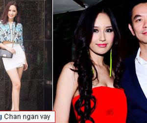 Bức ảnh khiến Mai Phương Thúy bị người yêu tin đồn Benny Ng chê… 'chân ngắn'