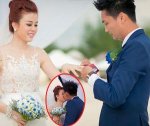 Đám cưới trên bãi biển đẹp như mơ của 'Ông trùm Hoa hậu' Mã Siêu