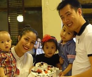 Vợ chồng Ốc Thanh Vân hạnh phúc kỷ niệm 7 năm ngày cưới