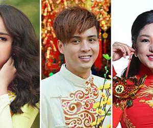 Dàn sao Việt gửi lời chúc Tết độc giả đầu năm mới