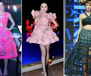 Sao Việt nào mặc 'chụp đèn' đẹp nhất?