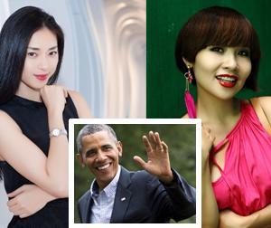 Tin sao Việt mới ngày 24/5: Ngô Thanh Vân, Mai Khôi đi gặp Tổng thống Obama