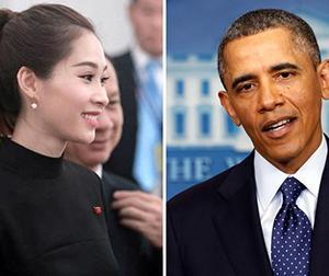 Đặng Thu Thảo: 'Quả thật, tay của Barack Obama rất ấm áp và rắn rỏi'